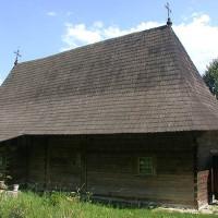 Biserica de lemn Dragoș Vodă